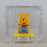 Cube-It Magnetic Figure Disney Blind Box Series 1 - WINNIE THE POOH