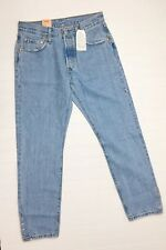 LEVI'S 501 New Vintage Button Fly Hippy Split Leg Boho Festival Jeans 27 X 28