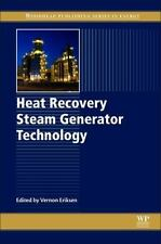 Heat Recovery Steam Generator Technology (2017, Hardcover)