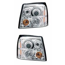 CG Cadillac Escalade 03-06/ESV Projector Headlight CCFL Halo Chrome (HID Model)