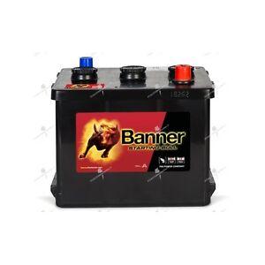 Batterie voiture Banner Starting Bull 07718 6v 77ah 450A 216x170x191mm