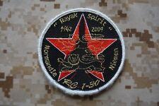 Z696 écusson insigne patch armée militaire Normandie Niemen Rayak Spirit 1-30