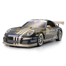 Tamiya Porsche 911 GT3 Cup VIP 2007 Body 190mm 4WD 1:10 RC Cars Touring #51336