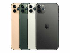 Apple iPhone 11 PRO 256 GB Silber Gold Spacegrau Nachtgrün WOW