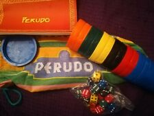 Perudo from Paul Lamond Games; The Classic Game of Liar Dice. Complete
