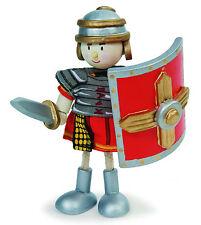 MAXIMUS ROMAN SOLDIER BUDKIN by LE TOY VAN BUDKINS BK940 - HISTORICAL RANGE