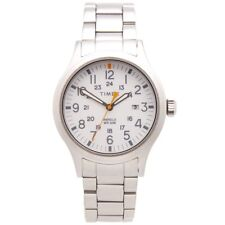 NIB Timex TW2R46700 Scovill Stainless Steel Watch RRP $170