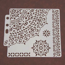 Wall Painting Stencils Template Embossing Stamping Album Card Craft Scrapbooking