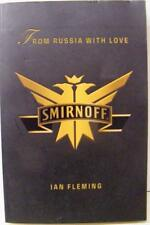 FROM RUSSIA WITH LOVE SMIRNOFF PROMO IAN FLEMING PENGUIN 2007 JAMES BOND 007