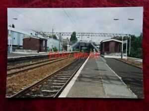 PHOTO  MOSSLEY HILL RAILWAY STATION SEFTON PARK - ALLERTON. LIVERPOOL AREA