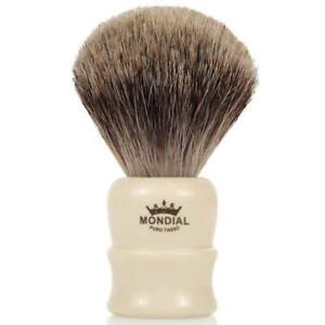 Mondial 1908 Best Badger Shaving Brush Lan 22mm