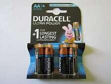 4x AA Ultra Power Alkaline Batterie Duracell AR1892