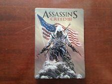 Assassin's Creed III Steel book edition (Sony PlayStation 3, 2012)