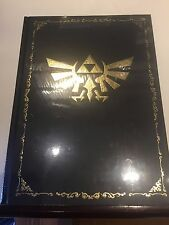 NEW Legend of Zelda Twilight Princess HD Collector's Edition Hardcover Guide