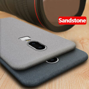 For OnePlus 9 8 7 Pro 6 5T Nord N200/10 Sandstone Matte Silicone Soft Case Cover