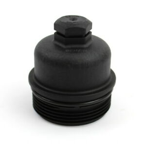 Deckel Ölfiltergehäuse für Smart City Coupe Cabrio Fortwo Benzin 1601800038