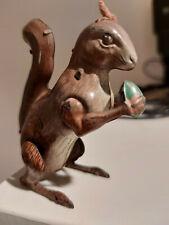 Antikspielzeug,  seltenes Eichhörnchen, Marke:Köhler