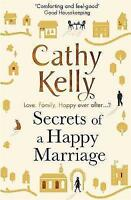 Secrets of a Happy Marriage by Cathy Kelly Brand New Paperback Book Bestseller