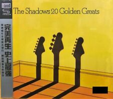 THE SHADOWS - 20 GOLDEN GREATS  (SHM -XRCD) CD MADE IN JAPAN