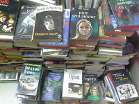 lot de 100 livres format poche