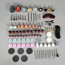 169Pc Mini Rotary Tool Polishing Grinding Carving Sanding Cutting Attachment Kit