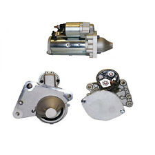 Fits PEUGEOT 206 1.4 HDi Starter Motor 2001-On - 15621UK