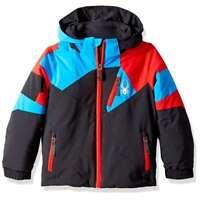 Spyder Boys Mini Leader 3M Thinsulate 140G Insulated HydroWEB Snow Ski Jacket