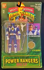 Bandai Mighty Morphin Power Rangers - BILLY: Blue Power Ranger Action Figure