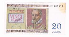 "20 Frank/Franc  type  ""1950""  Regnier   01.07.1950   Morin 29a"