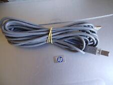 PRINTER KABEL, 4,90 CM USB Kabel GRAU