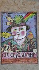 (D54) DDR-Plakat OUT OF ROSENHEIM von Percy Adlon 1989