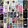 Pattern TPU Soft Back Case Cover For iPhone 6 5 5C 5S SE 6S 6Plus 7 7plus c