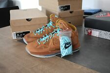 Nike Air Lebron 10 DS Hazelnut 8US DS Cork Bred Jordan 1 2 Yeezy 3 Kobe 11 Bred