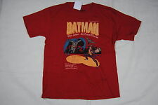 Batman Joker Juego T Shirt XL BNWT Oficial Dc Comics Superhero todos los héroes