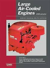 Large Air-Cooled Engine Vol 1 (Large Air-Cooled Engine Service Manual, 1988 &