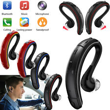 Noise Cancelling Bluetooth Headset Headphone Earphone for LG iphone Huawei Game