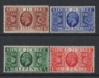 GB 1935 Commemorative Stamps~Jubilee~Unmounted Mint~UK seller