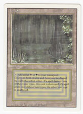 Bayou Mangrovensumpf Magic english Revised Dual Land original Scan 18J160