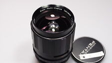 PENTAX SUPER MULTI COATED TAKUMAR  135mm 2.5  TELEPHOTO LENS L@@K M42