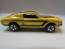 HOT WHEELS SINCE 68 CUSTOM FORD MUSTANG LOOSE