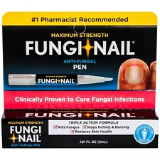 Fungi-Nail Pen Applicator Anti-Fungal Solution ~3pk~ Triple Action Formula