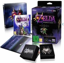 The Legend of Zelda Majora's Mask 3D Special Edition Nintendo 3DS Day One SEALED