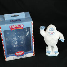 Bumbles Abominable Snowman Bobblehead - 2002 Rudolph the Rn Reindeer with Box
