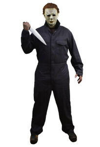 Trick or Treat Studios HALLOWEEN 2018 Adult Michael Myers Costume Coveralls NEW