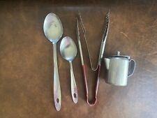 restaurant equipment utensils stainless steel Tongs Spoons
