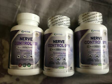 NERVE CONTROL 911 ANTI-ANXIETY ANTI-INFLAMMATORY ANTI-BACTERIAL PROP.180 Caps