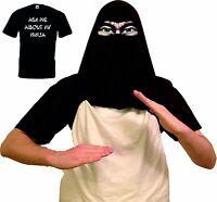 Ask Me About My Ninja Funny T-Shirt Mens Flip Tee Top Tumblr Gift Secret Santa