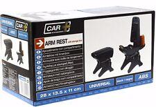 Sumex Marca negro ABS plástico auto caravana Bus centro consola apoyabrazos y almacenamiento