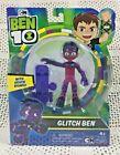 Ben 10 Basic Glitch Ben Action Figure NEW