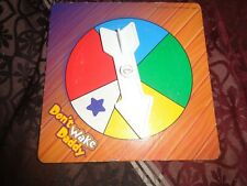 Don't Wake Daddy SPINNER Replacement Game Parts SPINNER ONLY 1997 GAME